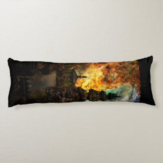 Breathe Again Bali Body Pillow