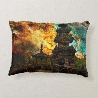 Breathe Again Bali Decorative Pillow
