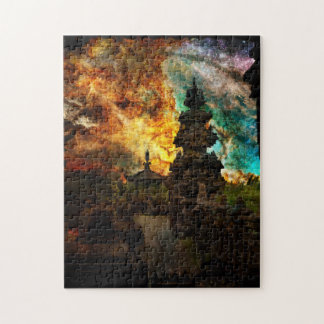 Breathe Again Bali Jigsaw Puzzle