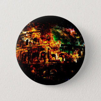 Breathe Again Dreams of Roman Patterns Past 2 Inch Round Button