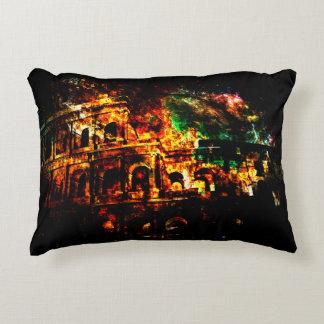 Breathe Again Dreams of Roman Patterns Past Decorative Pillow
