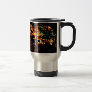 Breathe Again Dreams of Roman Patterns Past Travel Mug
