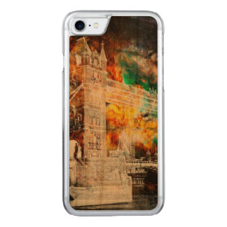 Breathe Again London Dreams Carved iPhone 8/7 Case