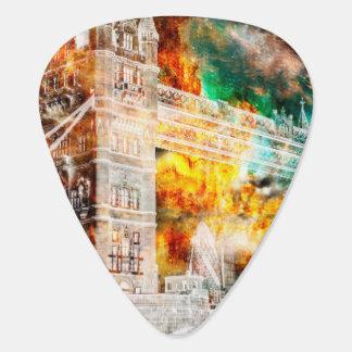 Breathe Again London Dreams Guitar Pick