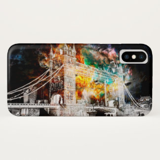 Breathe Again London Dreams iPhone X Case