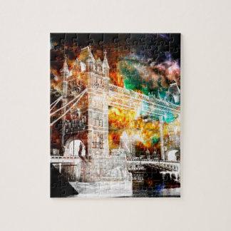 Breathe Again London Dreams Jigsaw Puzzle