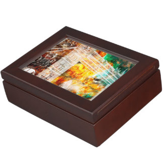 Breathe Again London Dreams Keepsake Box