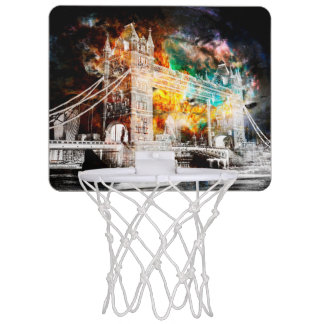 Breathe Again London Dreams Mini Basketball Hoop