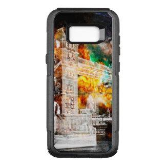 Breathe Again London Dreams OtterBox Commuter Samsung Galaxy S8+ Case