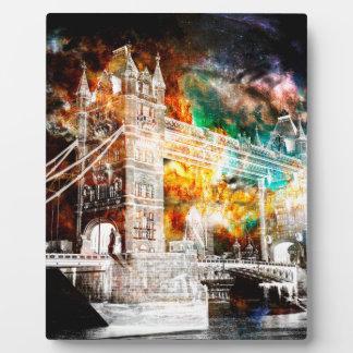 Breathe Again London Dreams Plaque
