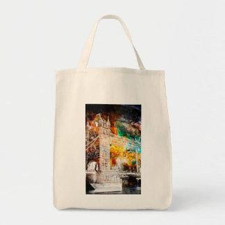 Breathe Again London Dreams Tote Bag