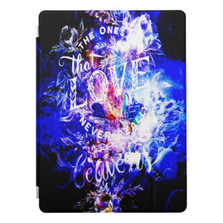Breathe Again Yule Dreams of the Ones that Love Us iPad Pro Cover