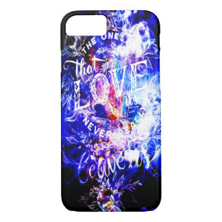 Breathe Again Yule Dreams of the Ones that Love Us iPhone 8/7 Case