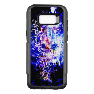 Breathe Again Yule Dreams of the Ones that Love Us OtterBox Commuter Samsung Galaxy S8+ Case
