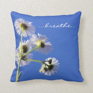 Breathe Inspiration Pillow