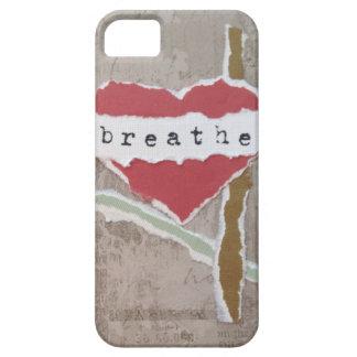 Breathe iPhone5 case