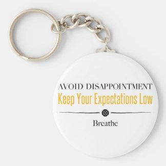 Breathe Keychain