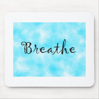 Breathe-mousepad Mouse Pad