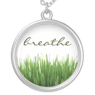 Breathe Necklace
