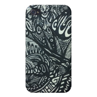 Breathing Cover For iPhone 4