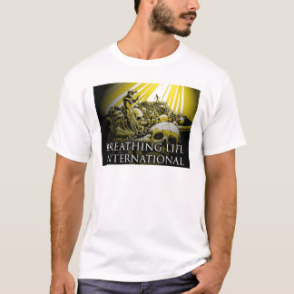 Breathing Life International T-Shirt