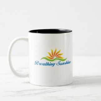 Breathing Sunshine/Gloria in excelsis Deo! mug