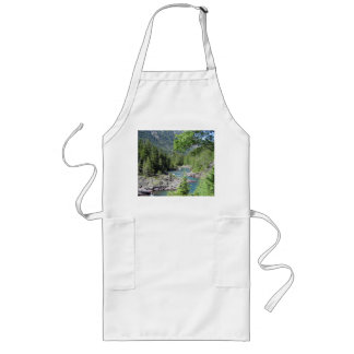 Breathtaking National Forest Long Apron