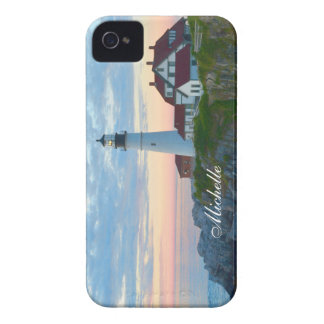 Breathtaking Portland Lighthouse iPhone 4 Case-Mate Case