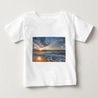 Breathtaking sunset baby T-Shirt