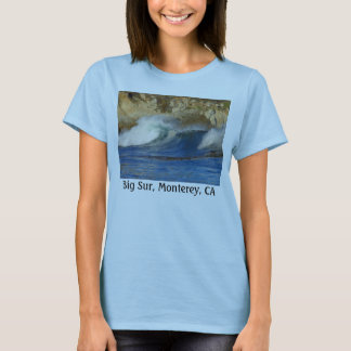 Breathtaking Waves at Monterey T-Shirt