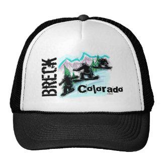 Breck Colorado hat