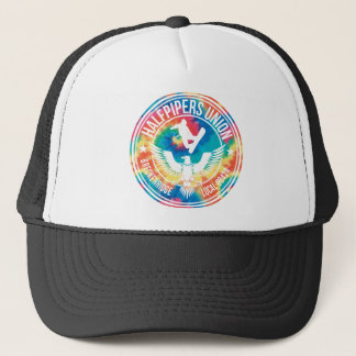 Breck Halfpipers Union TieDye Trucker Hat