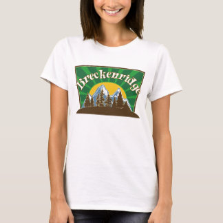 Breck Sun Mountain T-Shirt