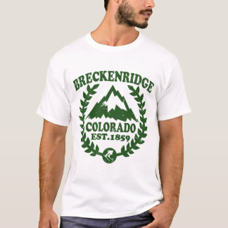 BRECKENRIDGE COLORADO EST.1859 NATIONAL PARK T-Shirt