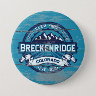 Breckenridge Ice Old Paint 3 Inch Round Button
