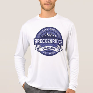 Breckenridge Midnight Blue T-Shirt