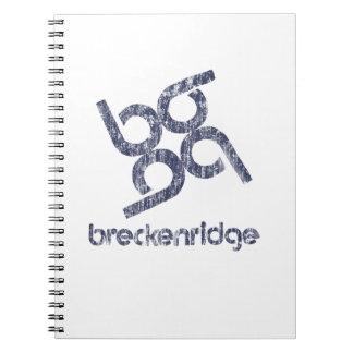 Breckenridge Notebooks