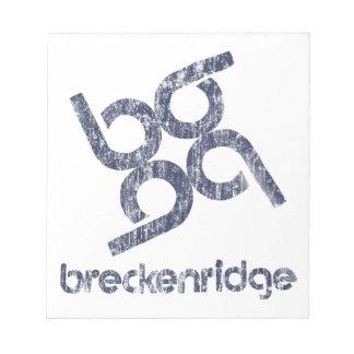 Breckenridge Notepad