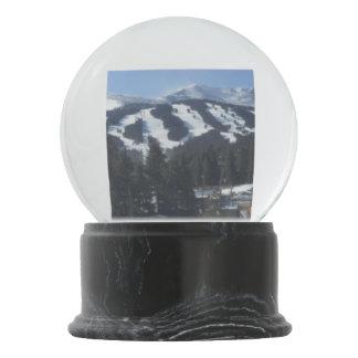 Breckenridge Ski Area Snow Globe