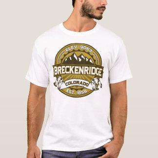 Breckenridge Tan T-Shirt