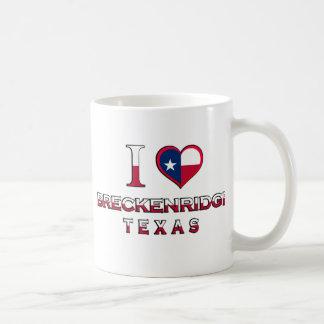 Breckenridge, Texas Coffee Mug