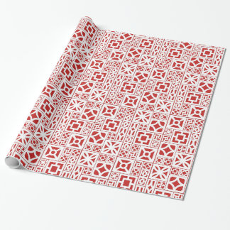 Breeze-Block Wrapping paper
