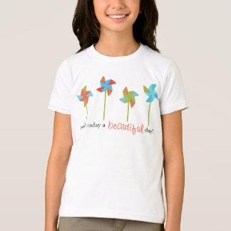 Breezy Pinwheels T-Shirt
