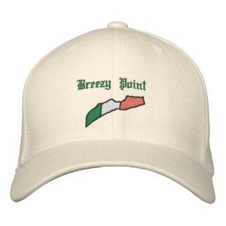 Breezy Point Irish Hat Embroidered Baseball Cap