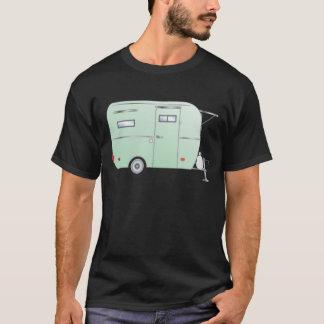 """Breezy"" The Boler Travel Trailer T-Shirt"