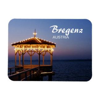 Bregenz in Austria - Premium Magnet