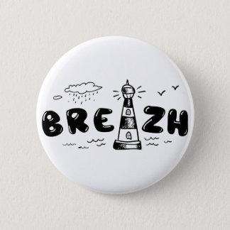 Breizh 2 Inch Round Button