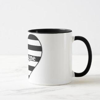 Breizh in heart mug