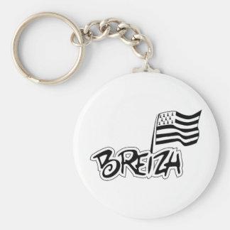Breizh Keychain