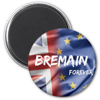 Bremain Forever 2 Inch Round Magnet